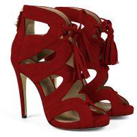 Tiara Flore Rosso